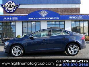 2015 Volvo S60 for sale at Highline Group Motorsports in Lowell MA
