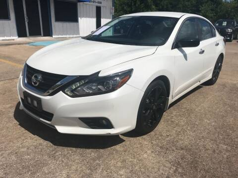 2017 Nissan Altima for sale at Discount Auto Company in Houston TX
