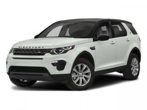 2018 Land Rover Discovery Sport for sale at Karplus Warehouse in Pacoima CA