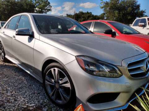 2014 Mercedes-Benz E-Class for sale at Empire Automotive Group Inc. in Orlando FL