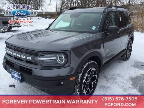 2021 Ford Bronco Sport for sale at Fort Dodge Ford Lincoln Toyota in Fort Dodge IA