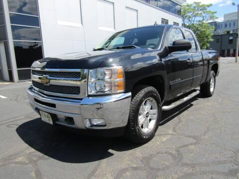 2012 Chevrolet Silverado 1500 for sale at Boston Auto Sales in Brighton MA