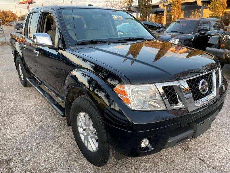 2015 Nissan Frontier for sale at AWESOME CARS LLC in Austin TX