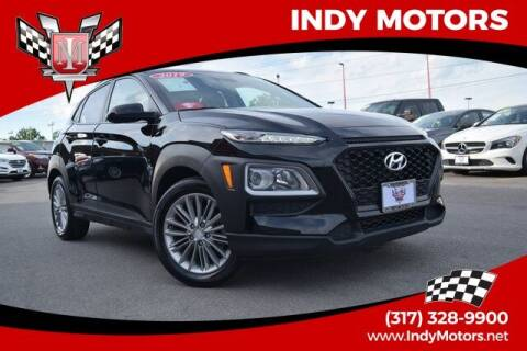 2019 Hyundai Kona for sale at Indy Motors Inc in Indianapolis IN