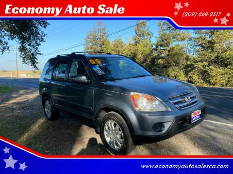 2005 Honda CR-V for sale at Economy Auto Sale in Modesto CA