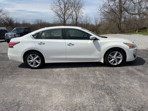 2015 Nissan Altima for sale at Westview Motors in Hillsboro OH