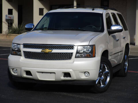 2012 Chevrolet Tahoe for sale at Ritz Auto Group in Dallas TX
