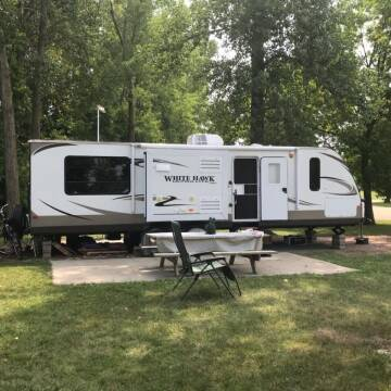 2013 Jayco M-30DSRE for sale at WINDOM AUTO OUTLET LLC in Windom MN