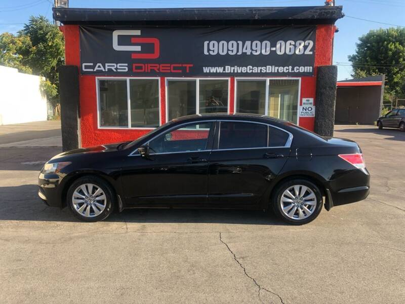 2012 Honda Accord for sale at Cars Direct in Ontario CA