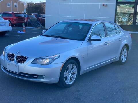 2010 BMW 5 Series for sale at MAGIC AUTO SALES in Little Ferry NJ