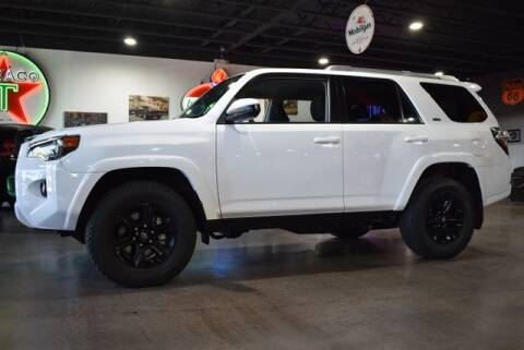 2018 Toyota 4Runner for sale at Choice Auto & Truck Sales in Payson AZ