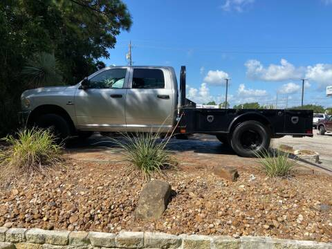 2013 RAM Ram Chassis 3500 for sale at Texas Truck Sales in Dickinson TX