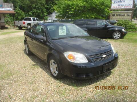 2007 Chevrolet Cobalt for sale at Randy's Auto Sales in Franklin PA