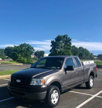 2007 Ford F-150 for sale at ONE NATION AUTO SALE LLC in Fredericksburg VA