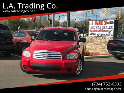 2008 Chevrolet HHR for sale at L.A. Trading Co. in Woodhaven MI