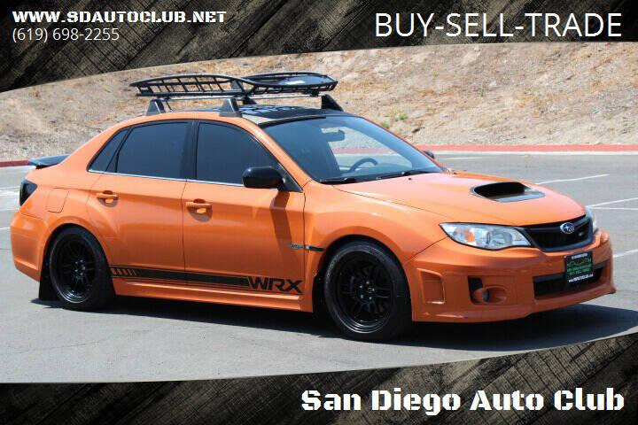 2013 Subaru Impreza for sale at San Diego Auto Club in Spring Valley CA