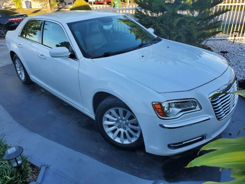 2014 Chrysler 300 for sale at All Around Automotive Inc in Hollywood FL
