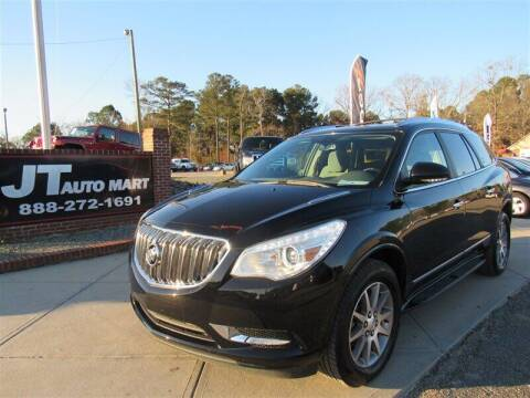 2017 Buick Enclave for sale at J T Auto Group in Sanford NC