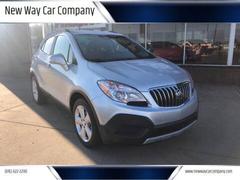 2015 Buick Encore for sale at New Way Car Company in Grand Rapids MI