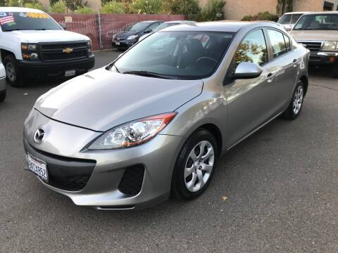 2012 Mazda MAZDA3 for sale at C. H. Auto Sales in Citrus Heights CA