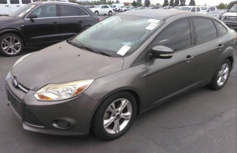 2013 Ford Focus for sale at SoCal Auto Auction in Ontario CA