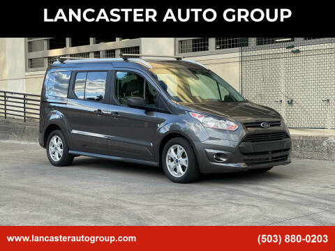 2016 Ford Transit Connect Wagon for sale at LANCASTER AUTO GROUP in Portland OR