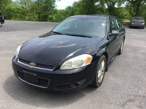 2011 Chevrolet Impala for sale at Route 30 Jumbo Lot in Fonda NY