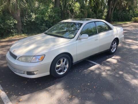 2001 Lexus ES 300 for sale at AUTO IMAGE PLUS in Tampa FL