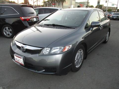 2009 Honda Civic for sale at Car House in San Mateo CA