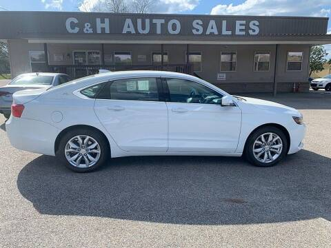 2020 Chevrolet Impala for sale at C & H AUTO SALES WITH RICARDO ZAMORA in Daleville AL