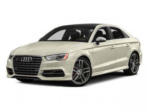 2016 Audi S3 for sale at NYC Motorcars in Freeport NY