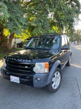 2006 Land Rover LR3 for sale at Ameer Autos in San Diego CA