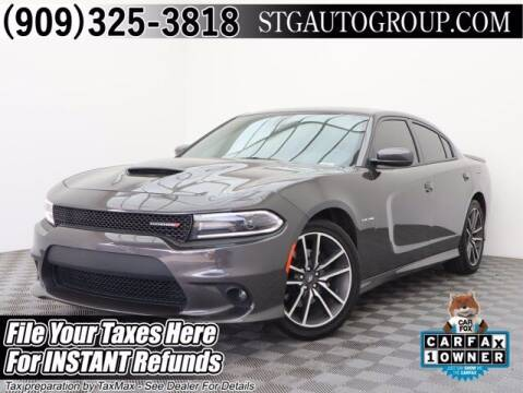2020 Dodge Charger for sale at STG Auto Group in Montclair CA