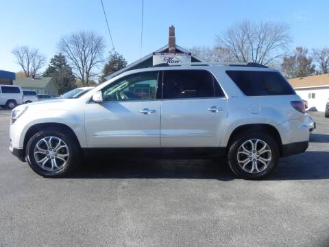 2015 GMC Acadia for sale at Car Now in Mount Zion IL