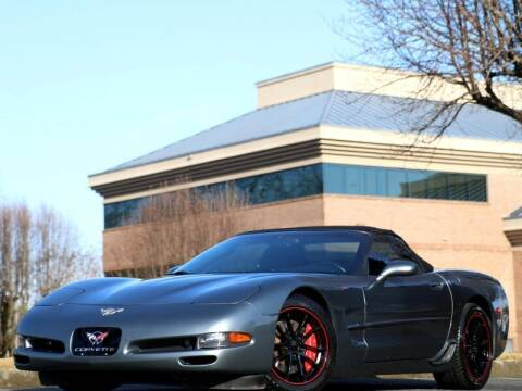 2003 Chevrolet Corvette for sale at Carma Auto Group in Duluth GA
