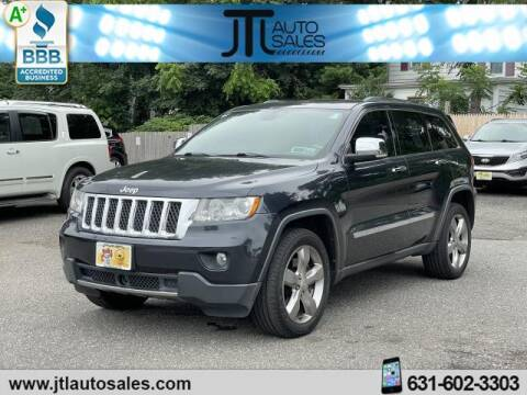 2013 Jeep Grand Cherokee for sale at JTL Auto Inc in Selden NY