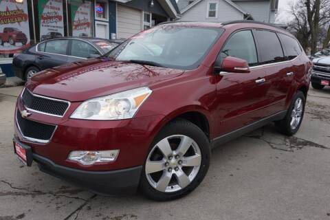 2010 Chevrolet Traverse for sale at Cass Auto Sales Inc in Joliet IL