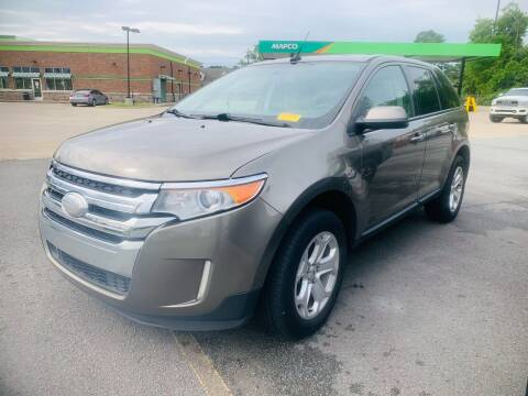 2014 Ford Edge for sale at BRYANT AUTO SALES in Bryant AR
