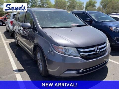 2015 Honda Odyssey for sale at Sands Chevrolet in Surprise AZ