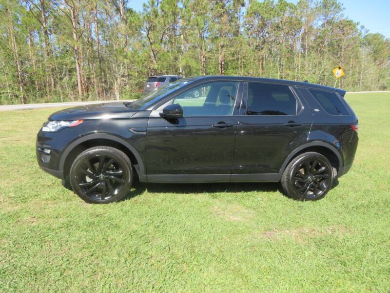 2016 Land Rover Discovery Sport for sale at Ward's Motorsports in Pensacola FL