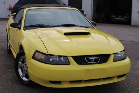 2003 Ford Mustang for sale at JT AUTO in Parma OH