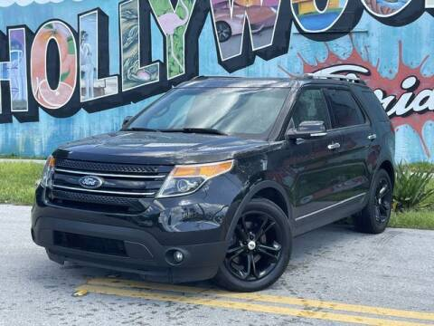 2015 Ford Explorer for sale at Palermo Motors in Hollywood FL