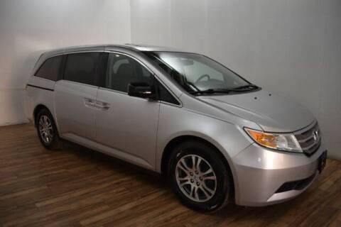 2012 Honda Odyssey for sale at Paris Motors Inc in Grand Rapids MI