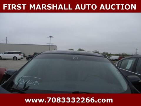2010 Nissan Maxima for sale at First Marshall Auto Auction in Harvey IL