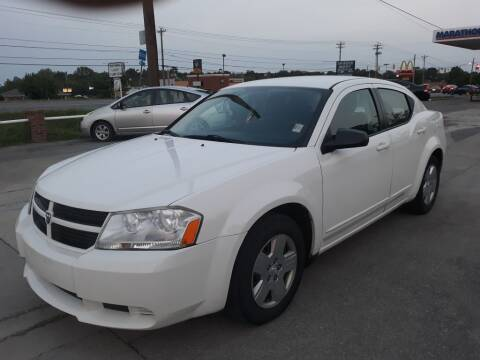 2010 Dodge Avenger for sale at 1A Auto Mart Inc in Smyrna TN