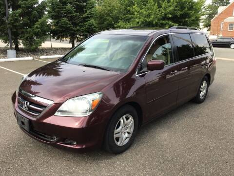 2007 Honda Odyssey for sale at Bromax Auto Sales in South River NJ