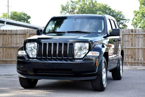 2011 Jeep Liberty for sale at Wheel Deal Auto Sales LLC in Norfolk VA