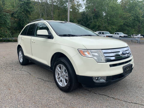 2008 Ford Edge for sale at George Strus Motors Inc. in Newfoundland NJ