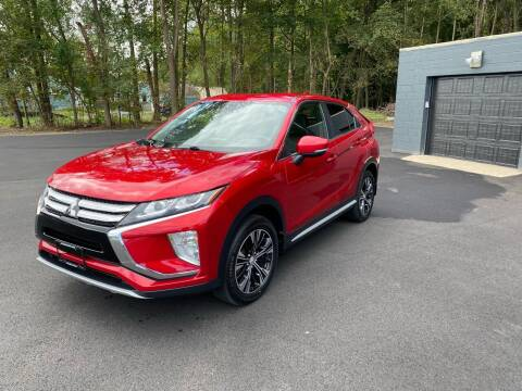 2018 Mitsubishi Eclipse Cross for sale at Bluebird Auto in South Glens Falls NY