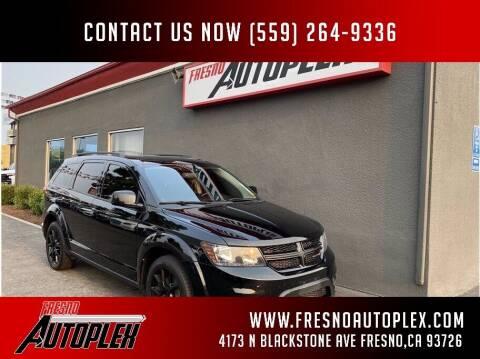 2017 Dodge Journey for sale at Fresno Autoplex in Fresno CA